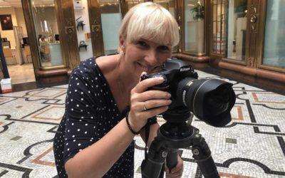 Profesionální fotografie pomáhají prodeji