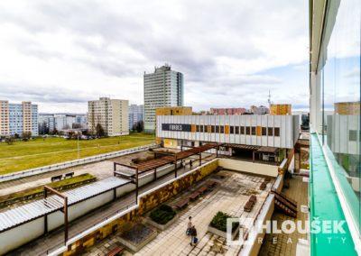 Prodej bytu Kosmická 2+kk, Praha 11 - Háje