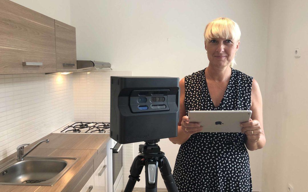 Virtuální prohlídky – cesta k rychlejšímu prodeji nemovitostí