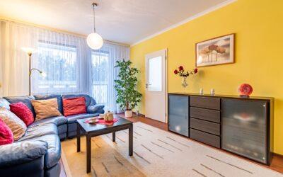 Hezký byt se prodá sám?