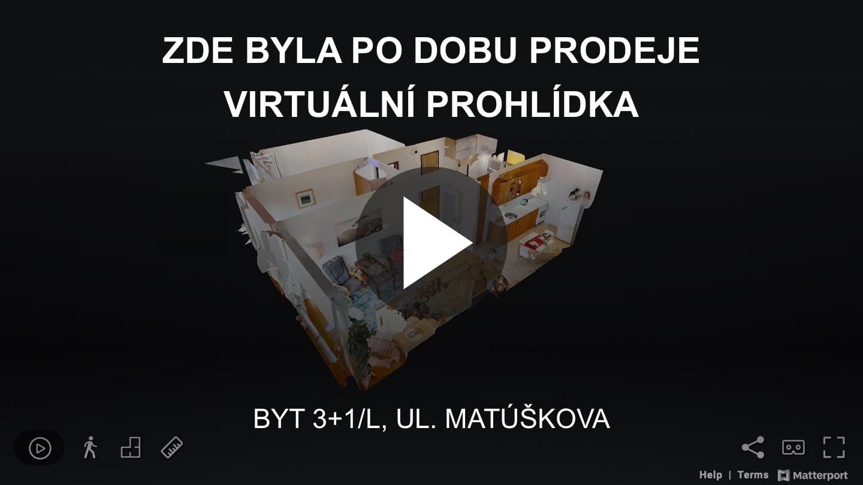 Matúškova - virtuální prohlídka